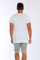 Men's Long T-Shirt -MS-L206