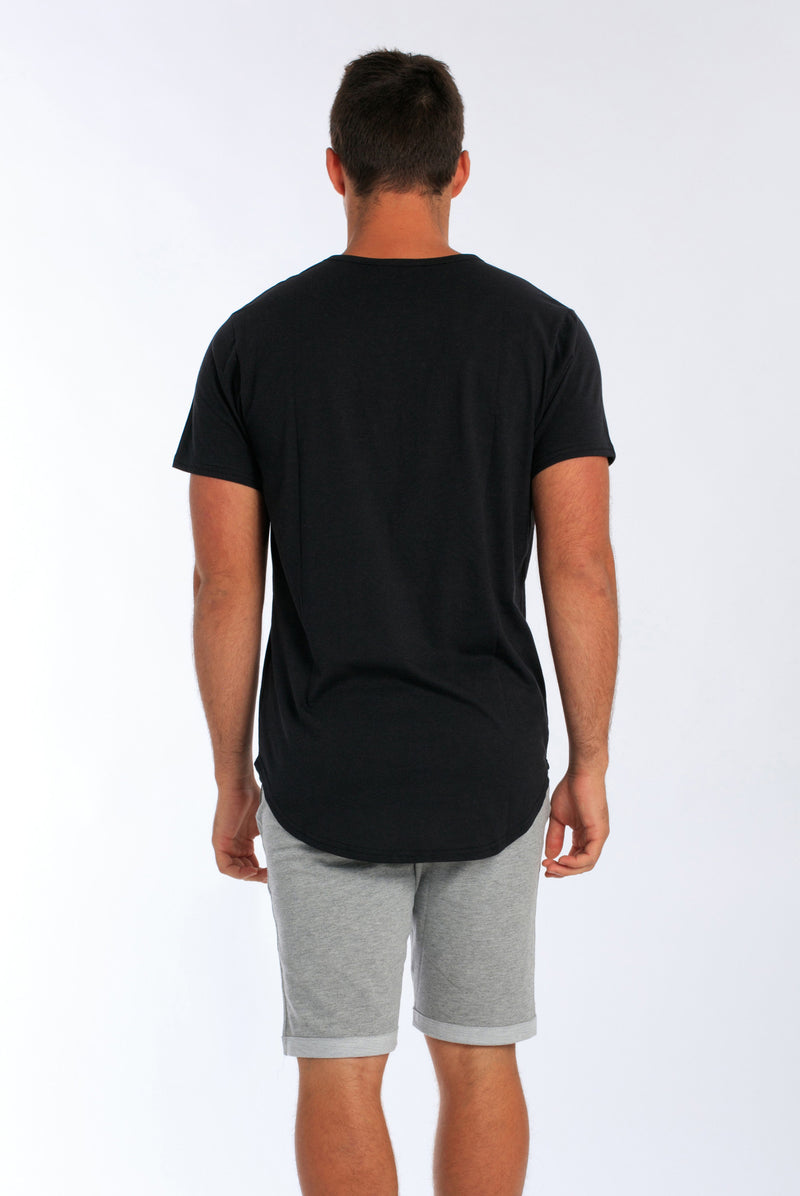 Men's Long T-Shirt | MS-L206