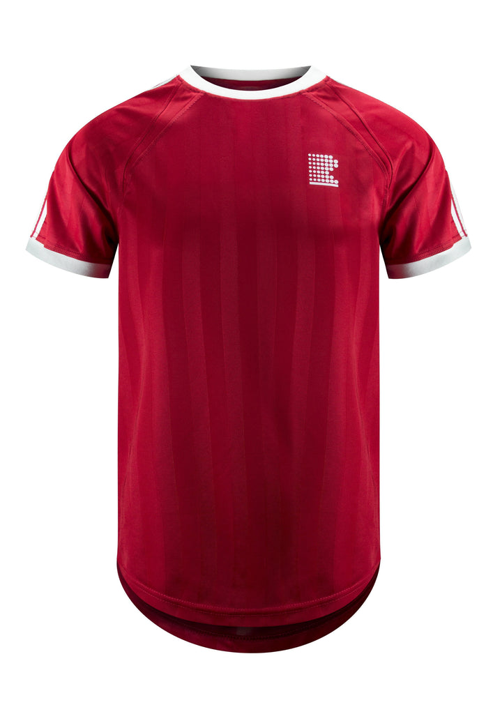 Men's soccer Jersey Throwback longline
