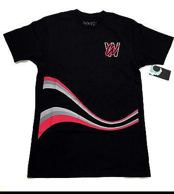 Wavy Clothing Mens Authentic Quality Fashion Cotton Tee Shirts SZ(L)STYLE 9
