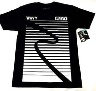 Wavy Clothing Mens Authentic Quality Fashion Cotton Tee Shirts SZ(2XL)STYLE 15