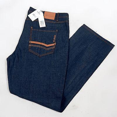 Parish Nation Men's Indigo Denim Big & Tall Pants