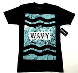 Wavy Clothing Mens Authentic Quality Fashion Cotton Tee Shirts SZ(2XL)STYLE 6