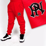 PARISH NATION Mens FLEECE Joggers Drawstring Jogger Pants M~2XL JOGGERS PANTS