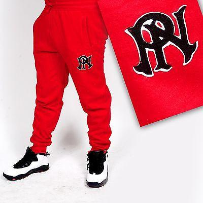 PARISH NATION Mens FLEECE Joggers Drawstring Jogger Pants