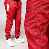 Scoop Red Poka Dots Jogger