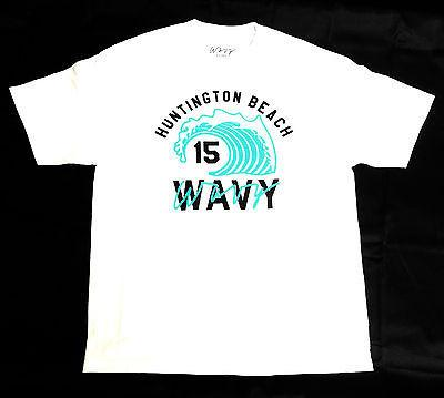 Wavy Clothing Mens Authentic Quality Fashion Cotton Tee Shirts SZ(XL)STYLE 24