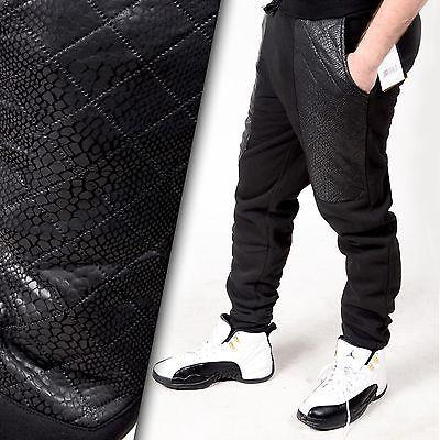NEW MENS  FLEECE JOGGER DRAWSTRING SWEAT PANTS
