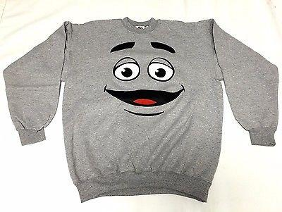 Booger kids Clothing Mens Authentic Quality Fashion CREWNECK SZ(XL) STYLE 41