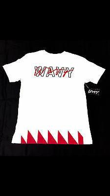 Wavy Clothing Mens Authentic Quality Fashion Cotton Tee Shirts SZ(L)STYLE 22