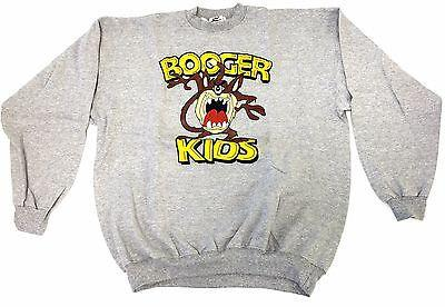 Booger kids Clothing Mens Authentic Quality Fashion CREWNECK SZ(XL) STYLE 27