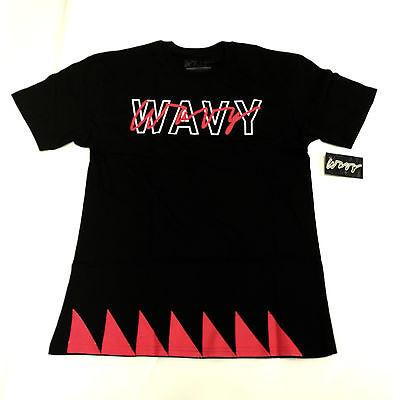 Wavy Clothing Mens Authentic Quality Fashion Cotton Tee Shirts SZ(L)STYLE 21