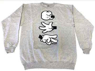 Booger kids Clothing Mens Authentic Quality Fashion CREWNECK SZ(2XL) STYLE 3