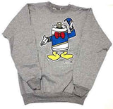 Booger kids Clothing Mens Authentic Quality Fashion CREWNECK SZ(2XL) STYLE 24