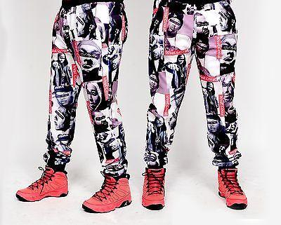 UNISEX West Coast real hip hop joggers