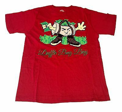 Duffle Bag Boy Red T-Shirt