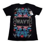 Wavy Clothing Mens Authentic Quality Fashion Cotton Tee Shirts SZ(XL)STYLE 14