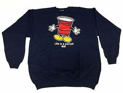 Booger kids Clothing Mens Authentic Quality Fashion CREWNECK SZ(XL) STYLE 54