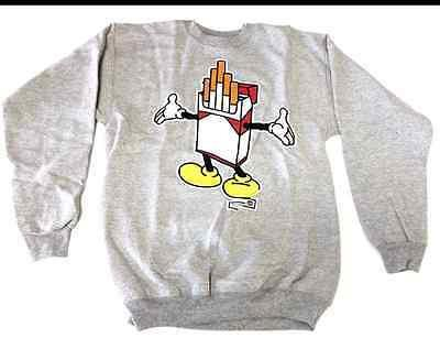 Booger kids Clothing Mens Authentic Quality Fashion CREWNECK SZ(XL) STYLE 15