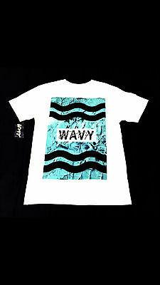 Wavy Clothing Mens Authentic Quality Fashion Cotton Tee Shirts SZ(2XL)STYLE 18