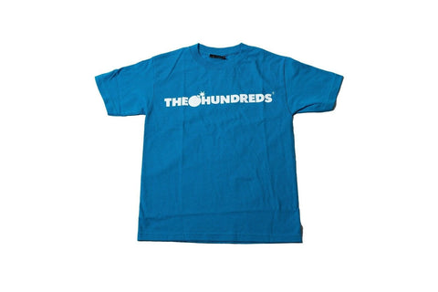 Original Classic The Hundreds Forever Bar Logo Mens Cotton Stretch T-Shirt size S