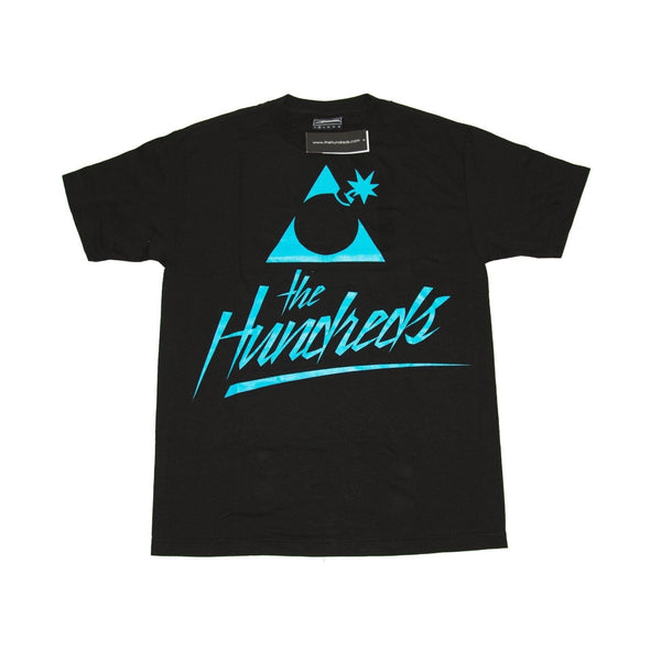 Original Classic The Hundreds Forever Bar Logo Mens Cotton Stretch T-Shirt SZ M