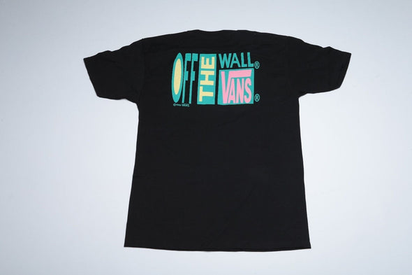 Vans Men's Classic Skateboard t-Shirt Tee short sleeve Authentic STYLE-44- SZ-M