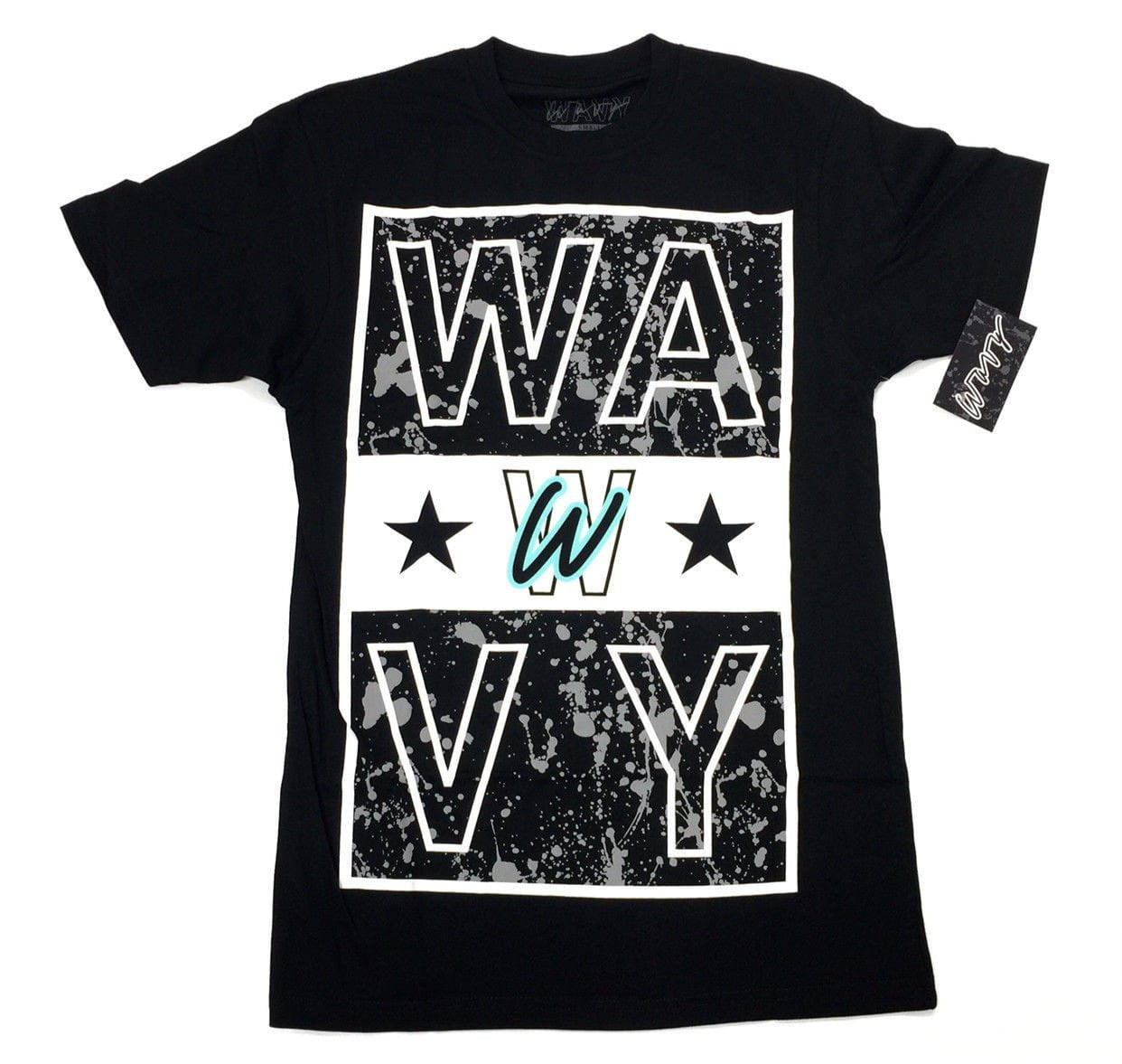 Wavy Clothing Mens Authentic Quality Fashion Cotton Tee Shirts SZ(M)