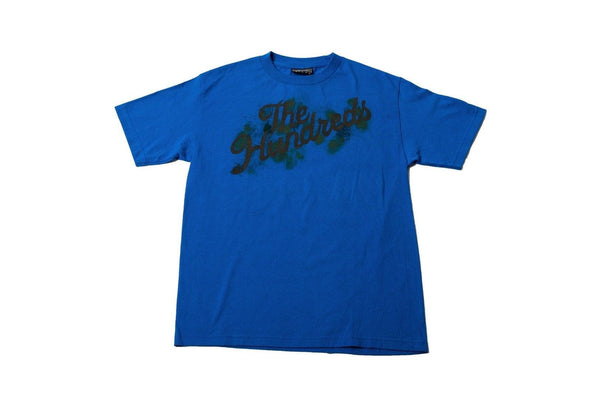 Original Classic The Hundreds Forever Bar Logo Mens Cotton Stretch T-Shirt size M