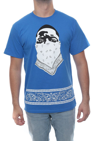 SICKER THAN YOUR AVERAGE BIGGIE BANDANA Classics Mens S-2XL JORDAN ROYLE  TEE