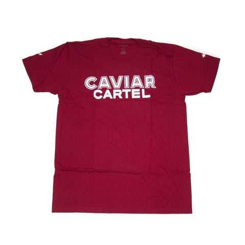 Caviar Cartel Star Logo Tee Lightening Urban Fashion T-Shirt SIZE L