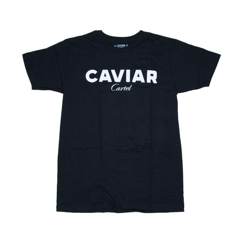 Caviar Cartel Star Logo Tee Lightening Urban Fashion T-Shirt SIZE S