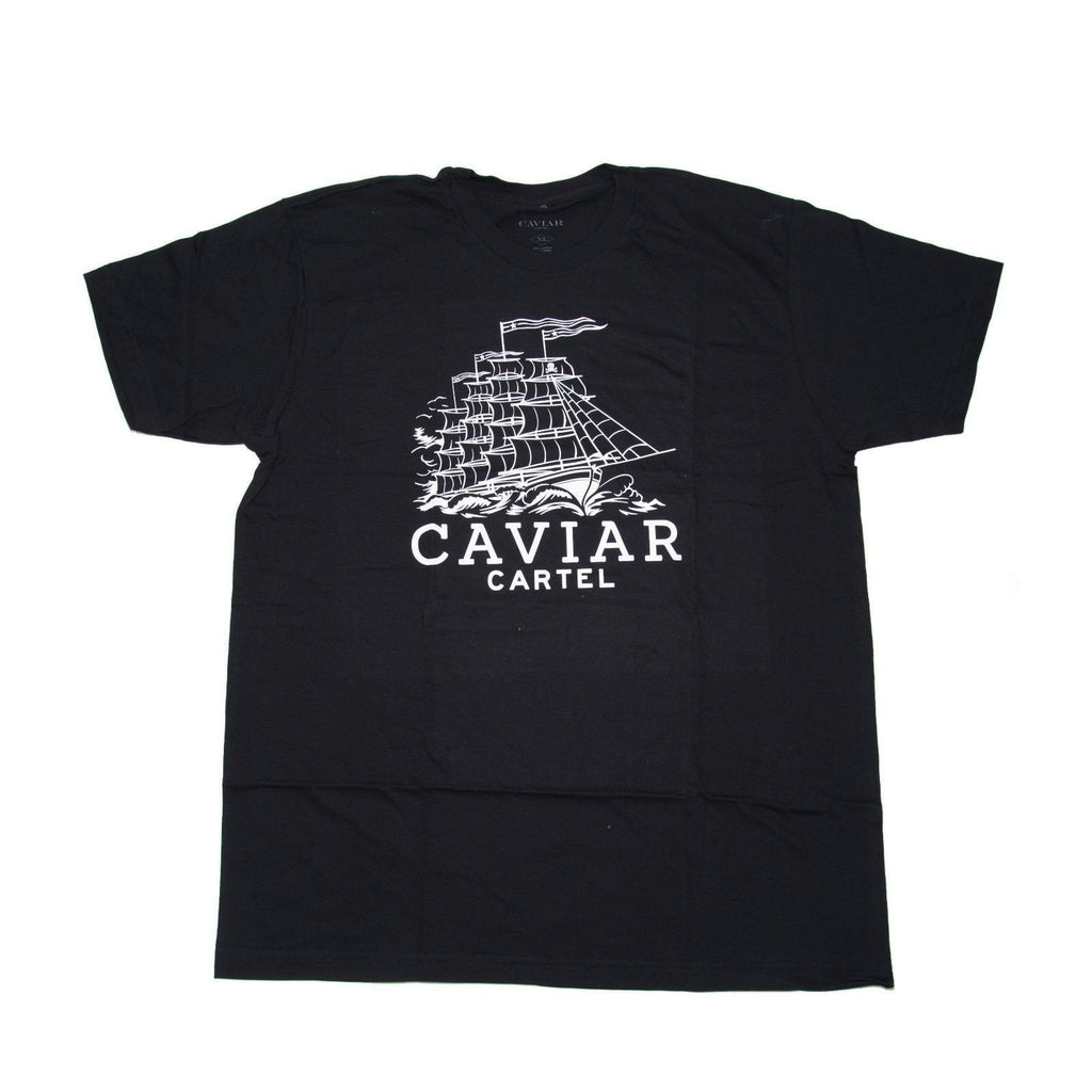 Caviar Cartel Star Logo Tee Lightening Urban Fashion T-Shirt SIZE XL