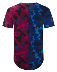 MENS HUF Logo T-Shirt Mens Cotton Graphic Authentic Top SIZE-M