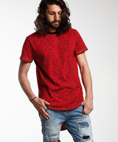 Elegens 350 Turtle Dove Triple Layer Tee