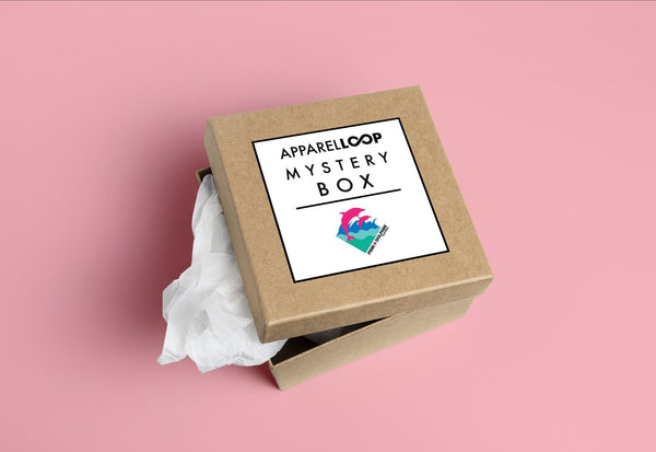 Mystery Box: Pink Dolphin Assorted 5 Piece Shirt