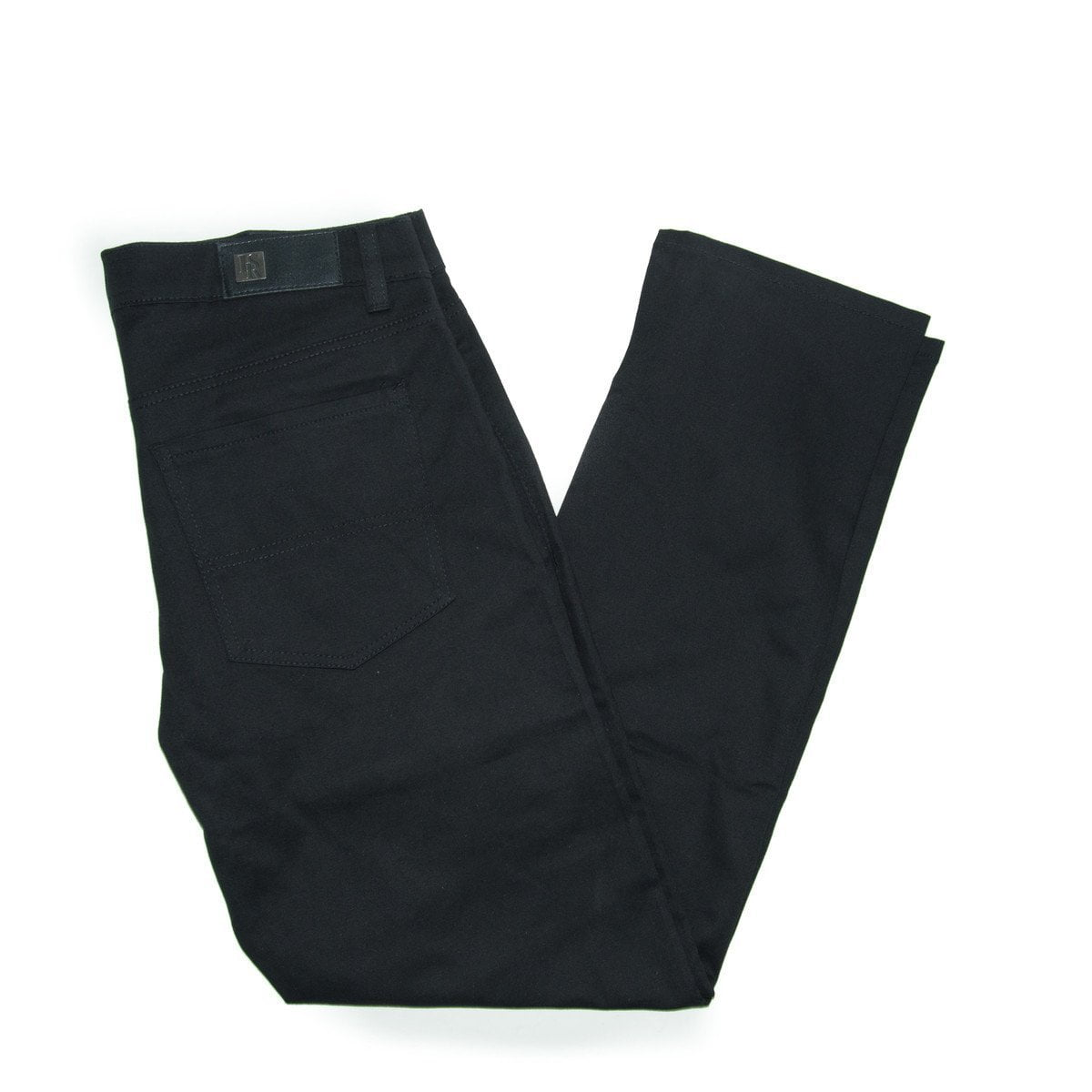 LR SCOOP Men's Twill Solid Slim Fit Pants