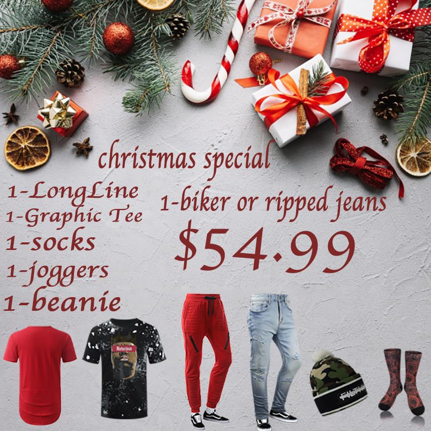 Christmas Special Steal of the Month 6 item deal