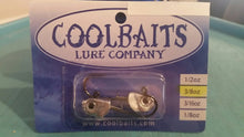 """The Dart"" Coolbaits Swim Jig Heads"