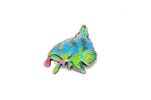 Coolbaits Lure Co. Hat Pins
