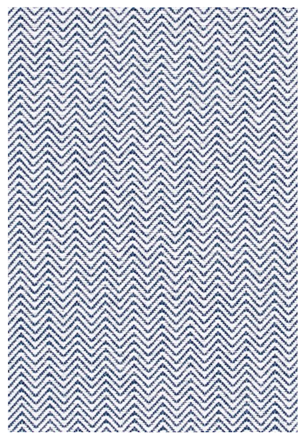 Copy of Katie Chevron | Navy+White or Lt. Gray+White