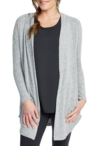 Z Supply Hacci Hooded Cardigan