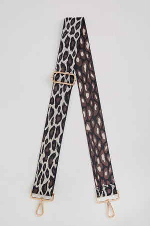 Load image into Gallery viewer, New Leopard Bag Strap