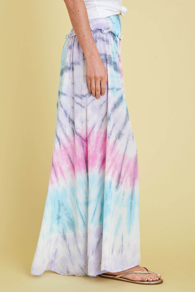 Surf Gypsy Bright Swirl Beach Pant