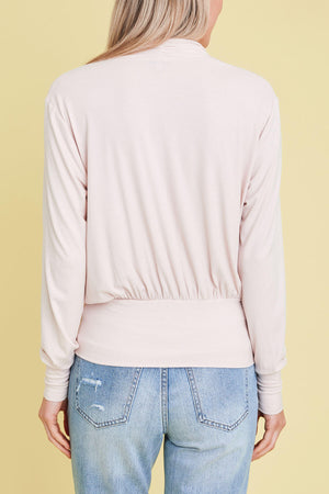 Load image into Gallery viewer, Fate Surplice Long Sleeve Top