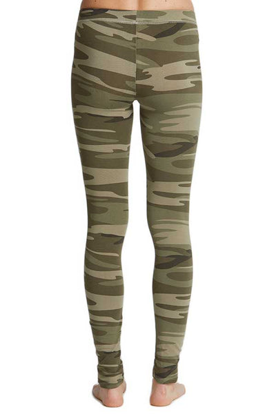 Alternative Apparel Camo Leggings