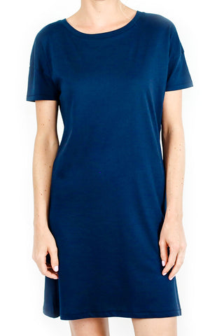 Alternative Apparel Short Sleeve T-Shirt Dress