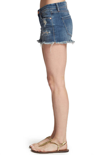 Blank NYC Alter Ego Cut Off Shorts