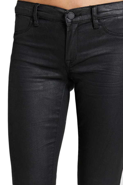 Blank NYC Spartacus Coated Denim
