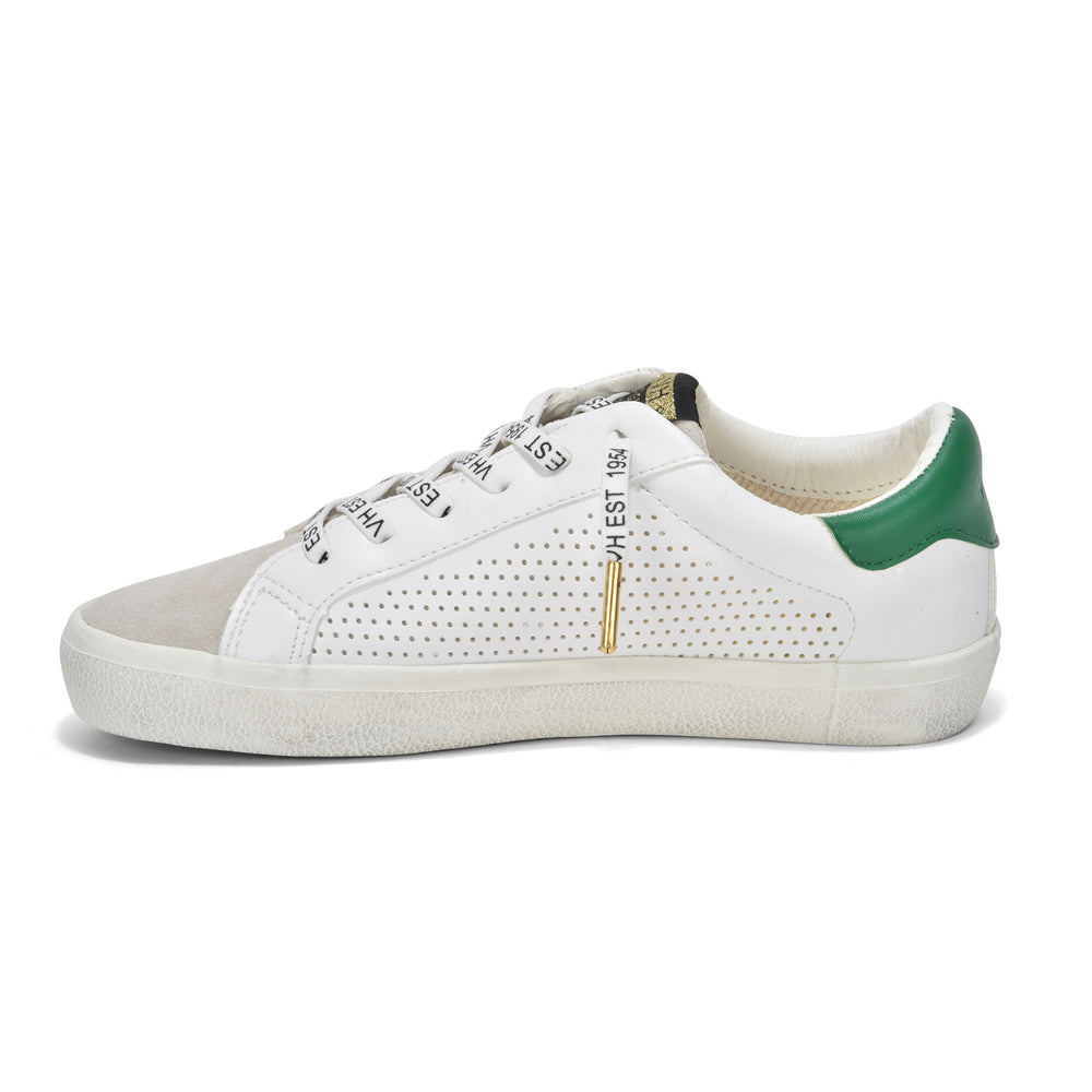 Vintage Havana Gadol Perforated Star Sneaker